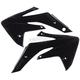 Black Radiator Shrouds - 2084570001
