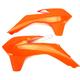 Orange Radiator Shrouds - 2314250237