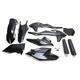 Black Full Replacement Plastic Kit - 2421060001