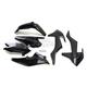 Black Standard Replacement Plastic Kit - 2421070001