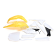 Yellow/White Standard Replacement Plastic Kit - 2374181070