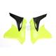 Fluorescent Yellow/Black Radiator Shrouds - 2113865137