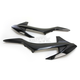 Black Radiator Shrouds - 2421080001
