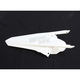 White Replacement Rear Fender - 2421100002