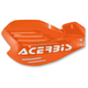 Orange/White X-Force Handguards - 2170325321