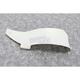 White Air Box Mud Flap - 2465990002