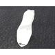 White Front Fender - KA04733-047