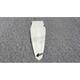 White Rear Fender - KA04734-047