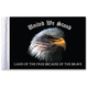 10  in. x 15 in. United We Stand Flag - FLG-UWS15