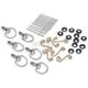 Fiberglass D-Ring Quick-Fasin Kit - 9031