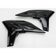 Black Radiator Shrouds - YA04828-001