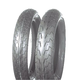 Front TKH-23 Conti Blitz 3.25H-19 Blackwall Tire - TKH 23