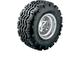 Front/Rear V-Trax 25x8-12 Tire - 1258-3710
