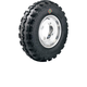 Front PacTrax II 18X10-8 Tire - 0818-3670