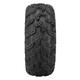 Front/Rear QBT 447 25x10-12 Utility Tire - P3006-25X10-12