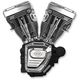 T-Series T2 Long Block Engine - 310-0400