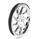 Image Series Torque Chrome Forged Aluminum Pulley - 0093-0270TORL-C