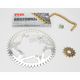 GB520MXZ Chain and Sprocket Kit - 2022-058ZG