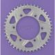 Aluminum Silver Rear Sprocket - 438-43