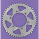 Aluminum Silver Rear Sprocket - 438-50