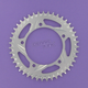 Aluminum Silver Rear Sprocket - 526-43