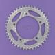 Aluminum Silver Rear Sprocket - 526-44