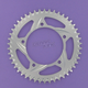 Aluminum Silver Rear Sprocket - 526-46