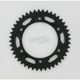 Black Aluminum Rear Sprocket - 252K-44