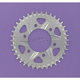 Silver Aluminum Rear Sprocket - 452A-38