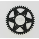 Silver Aluminum Rear Sprocket - 452AK-44