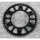 Black Anodized Rear Works Triplestar Aluminum Sprocket - 5-354748BK