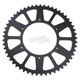 Black Anodized Rear 54 Tooth Sprocket - 5-357754BK