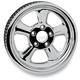 Chrome 70-Tooth Nitro Rear Pulley - HD1067000-92C