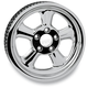 Chrome 66-Tooth Nitro Rear Pulley - 66DUECE-92C-1