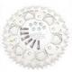 Works Z Stainless Steel Rear Sprocket - 8-355952E