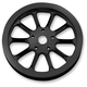 Hooligan Black Anodized Forged Aluminum Pulley - 00930065HOOLB