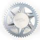 Aluminum Silver Rear Sprocket - 775-47