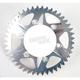 Silver Aluminum Rear Sprocket - 775A-44