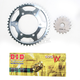 VX2 X-Ring Chain and Sprocket Kit - DKS-017