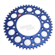 Blue Anodized Rear Sprocket