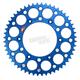 Blue Rear Sprocket - 224U-520-52GPBU
