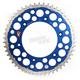 Blue TwinRing Rear Sprocket - 2240-520-50GPBU