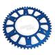 Blue Works Aluminum  Rear Sprocket - 5-359251BL