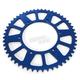 Blue Works Aluminum  Rear Sprocket - 5-359252BL