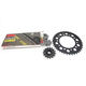 Natural 520 HondaXSO Chain and Sprocket Kit - 1052-130E