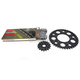 Natural Kawasaki 530 GXW Chain and Sprocket Kit  - 2147-120E
