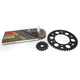 Natural Suzuki 525XSO Chain and Sprocket Kit  - 3066-110E