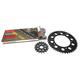 Natural Suzuki 530GXW Chain and Sprocket Kit  - 3136-090E