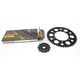 Natural Yamaha 525XSO Chain and Sprocket Kit  - 4067-060E