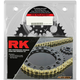Natural Yamaha 530XSO-Z1 Chain and Sprocket Kit  - 4067-990E